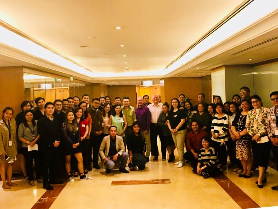 Megaworld Lifestyle Corporation Strategic Planning Workshop with Vic Alcuaz