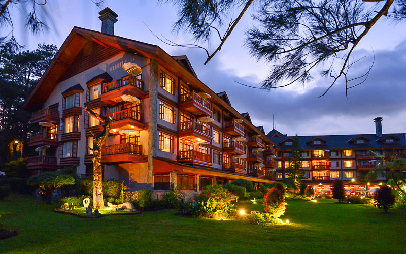 Hotels In Baguio City Near Camp John Hay