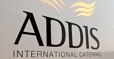 Addis International Catering Re-Engages Vic Alcuaz