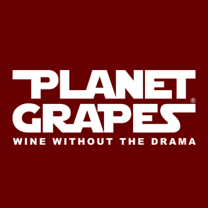 Planet Grapes logo