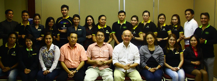 Golden Prince & Golden Valley Hotels Undergo Service Excellence Training!